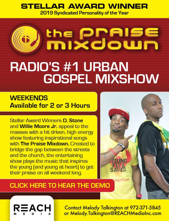 The Praise Mixdown